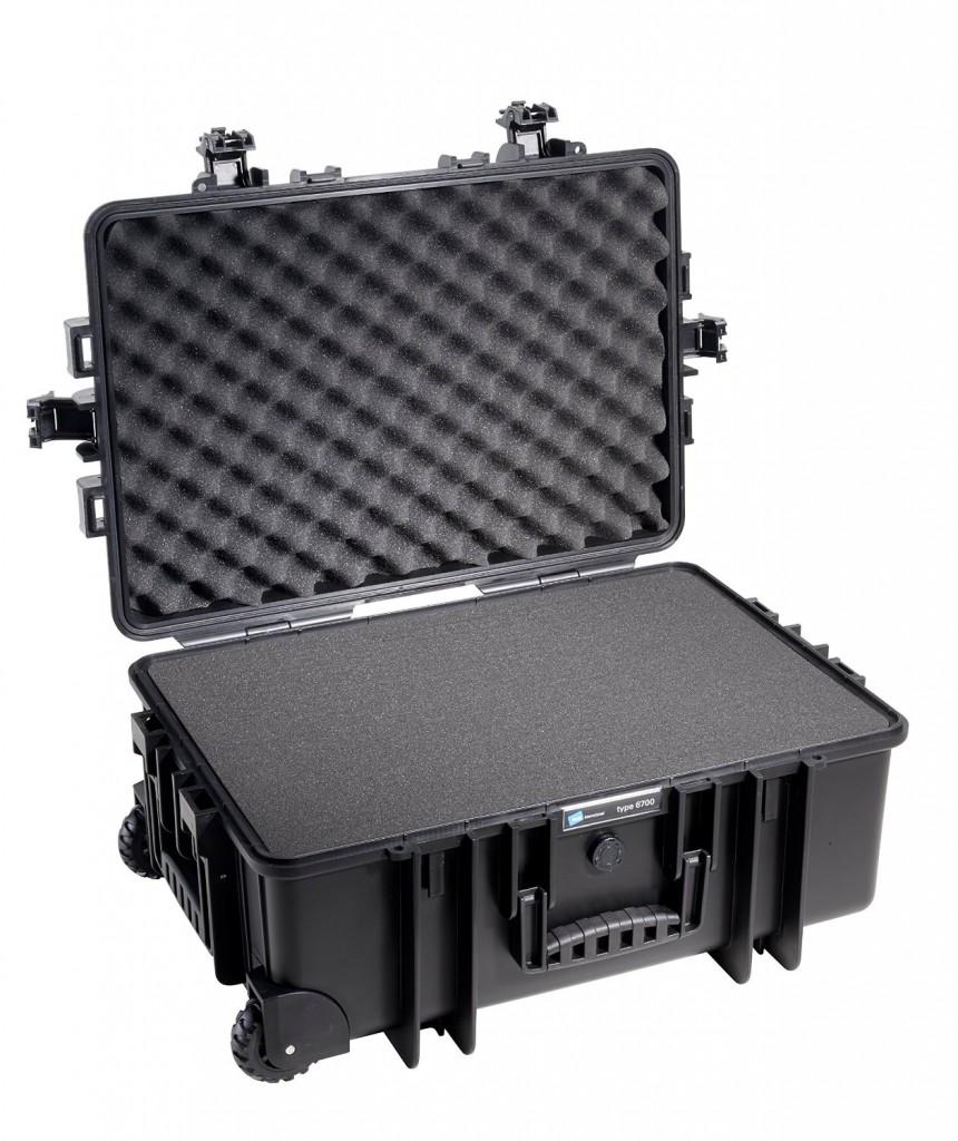 6700-B&W ハードケース