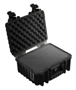 B&D OUTDOOR CASES TYPE3000 BW0006