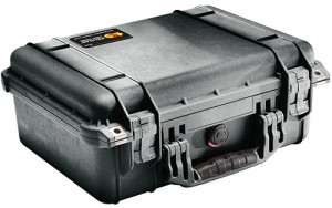 PELICAN ハードケース 1450 15L ブラック 1450-000-110