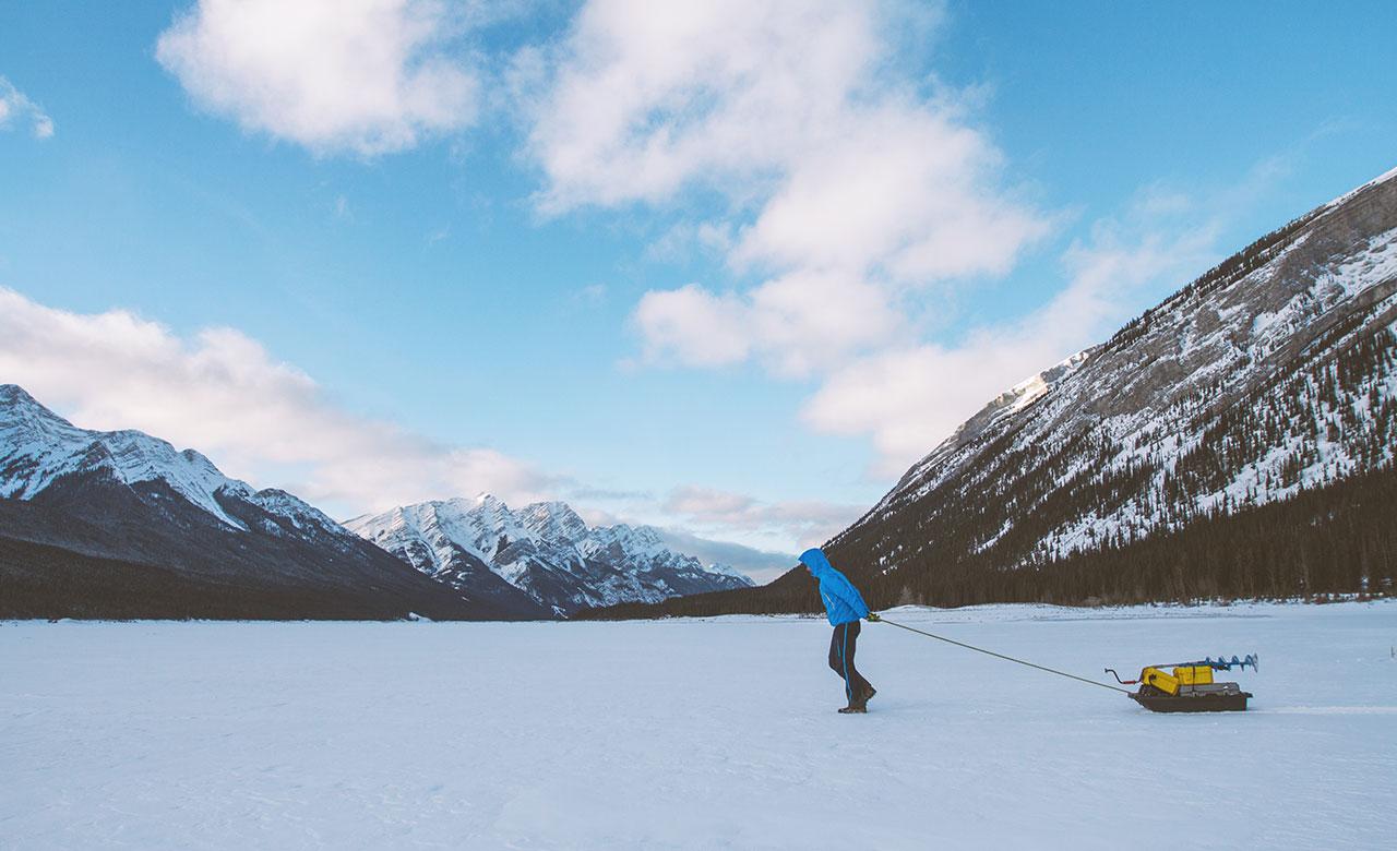 B&W ハードケース 防雪性能
